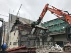 鉄骨造解体工事 板橋2件、練馬、所沢